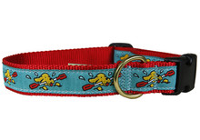 Doggie Paddle Collar and Leash