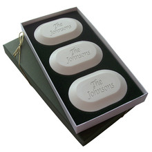 Carved Solutions Personalized Soap