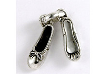 Ballet Slippers Charm (2 Pieces)