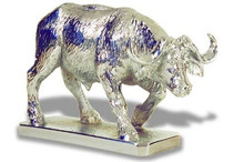 Buffalo Hood Ornament (Cape/African Buffalo)