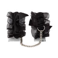 Frou Frou Satin Cuffs