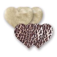 Bristols 6 - Dominico A/B Leopard Hearts
