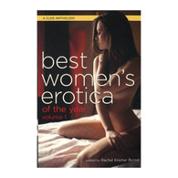 Best Women's Erotica of the Year - Volume 1