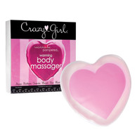 Crazy Girl Hot Heart Massager