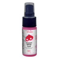 Crazy Girl Naughty Nipples Arousal Creme 1 oz. - Sinful Sorbet