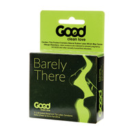 BARELY THERE CONDOMS 3PK