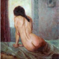 Room with a Nude