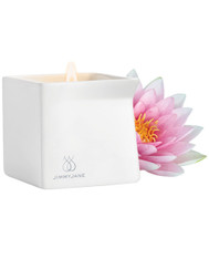 Afterglow Natural Massage Candle - Pink Lotus