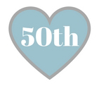 50th anniversary gifts