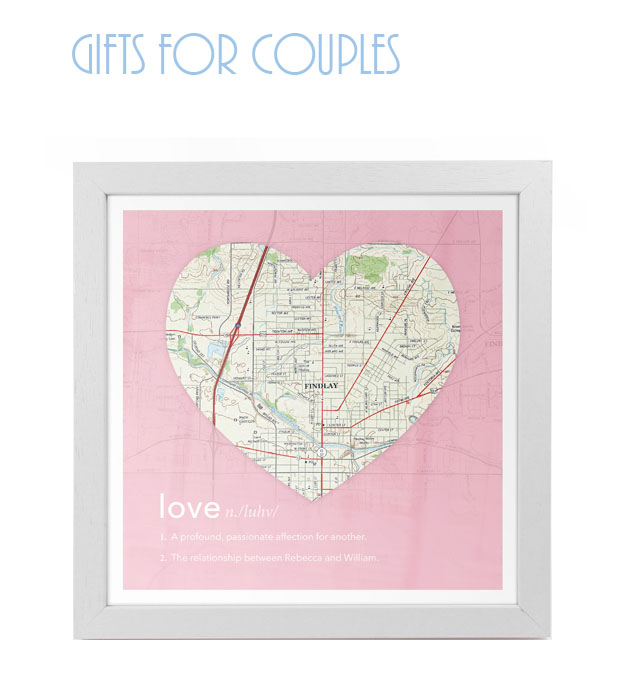anniversary gifts for couples, anniversary gifts for parents