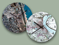 Favorite Place Anniversary Clocks
