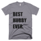 Best Hubby Ever T-Shirt in Slate