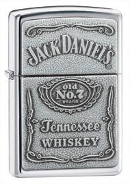 Personalized Jack Daniels Zippo