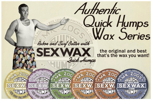 Know Your Sex Wax!!