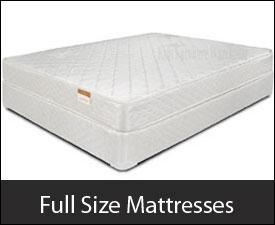 Full Size Mattresses