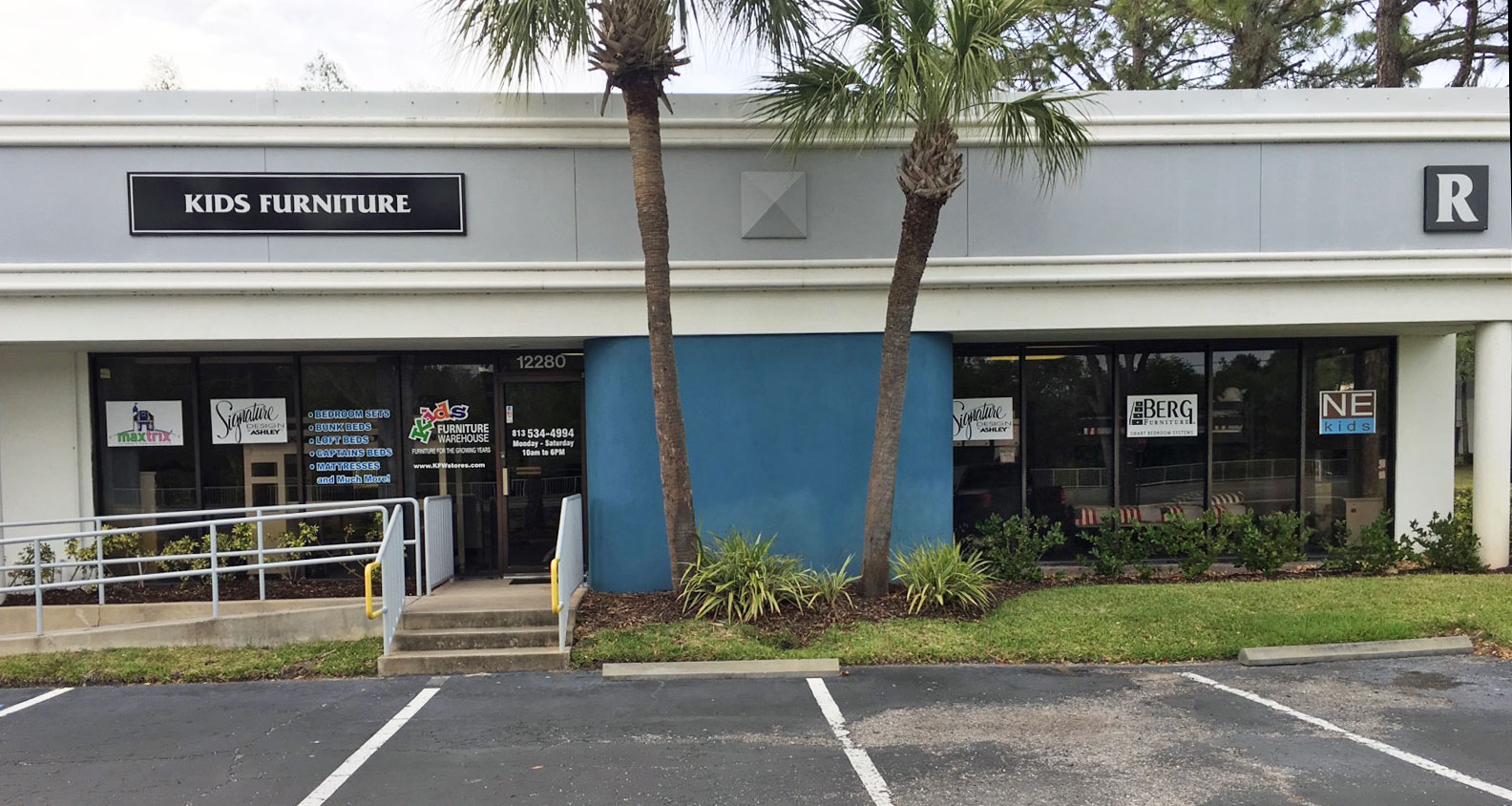 Tampa Front