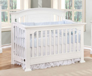 Allen House Jordan Convertible Crib White | Allen House | AH-C-JC-01
