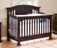 Allen House Jordan Convertible Crib Graphite Grey | Allen House | AH-C-JC-09
