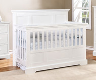 Allen House Stanford Convertible Crib White | Allen House | AH-C-SC-01