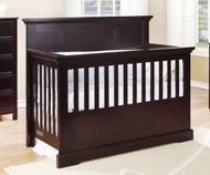 Allen House Stanford Convertible Crib Graphite Grey | Allen House | AH-C-SC-09