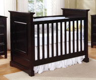 Allen House Waterford Classic Panel Crib Espresso | Allen House | AH-C-WP-06