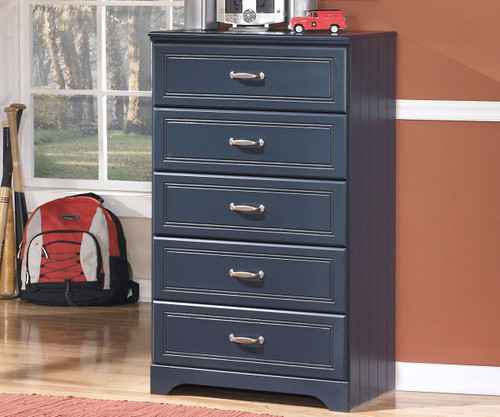 ashley furniture chest of drawers. Leo 5 Drawer Chest | Ashley Furniture ASB103-46 Of Drawers W