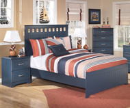 Leo Panel Bed Full Size | Ashley Furniture | ASB103-848687