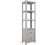 Javarin Bookcase Gray | Ashley Furniture | ASB171-120