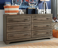 Javarin 6 Drawer Dresser | Ashley Furniture | ASB171-21