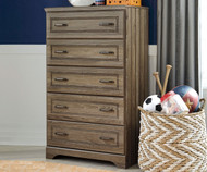 Javarin 5 Drawer Chest | Ashley Furniture | ASB171-46