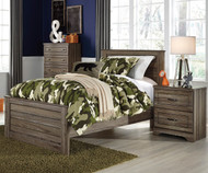 Javarin Panel Bed Twin Size | Ashley Furniture | ASB171-525382