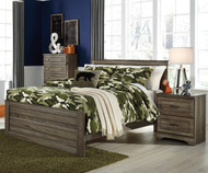 Javarin Panel Bed Full Size | Ashley Furniture | ASB171-848687