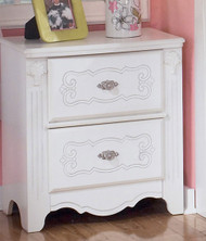 Exquisite Nightstand | Ashley Furniture | ASB188 92