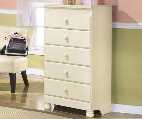 Ashley Cottage Retreat Chest | Ashley Kids Furniture and the ...