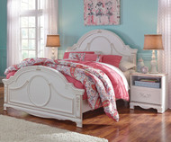 Korabella Panel Bed Full Size | Ashley Furniture | ASB355-848687