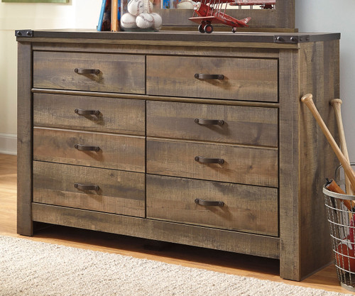 Trinell B446 21 Dresser Ashley Kids Furniture
