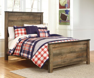 Trinell Panel Bed Full Size | Ashley Furniture | ASB446-848687