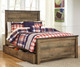 Trinell B446 Full Size Panel Bed With Trundle Ashley Kids Furniture Boys And Girls Bedroom