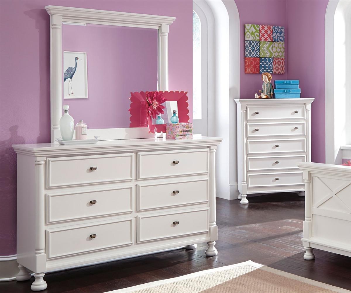 Ashley Furniture Tampa Fl: Kaslyn Dresser B502-21