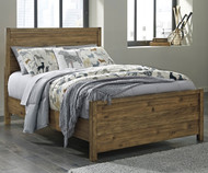 Fennison Panel Bed Twin Size | Ashley Furniture | ASB544-525383