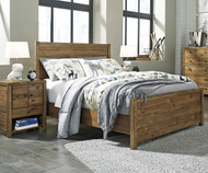 Fennison Panel Bed Full Size | Ashley Furniture | ASB544-848687