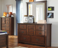 Ladiville 6 Drawer Dresser | Ashley Furniture | ASB567-21