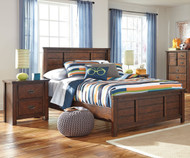Ladiville Panel Bed Full Size | Ashley Furniture | ASB567-5386