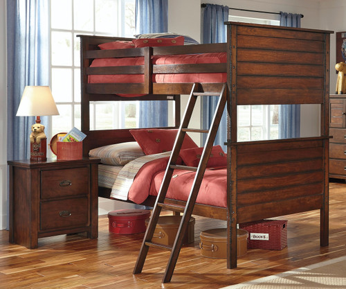 Attractive Ladiville Bunk Bed | Ashley Furniture | ASB567 59P59R59S