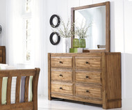 CLEARANCE 6 Drawer Dresser | Ashley Furniture | ASB595-21-SD
