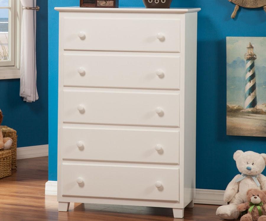 Atlantic drawer chest c 68402 atlantic furniture white kids bedroom set Badcock home furniture more pompano beach fl