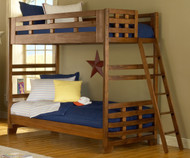 Heartland Bunk Bed | American Woodcrafters | AW1800-33BNK