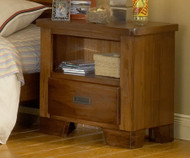 Heartland Nightstand | American Woodcrafters | AW1800-410