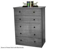 Sierra 5 Drawer Chest   Berg Furniture   BG22-24