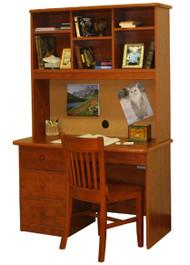 Sierra Computer Desk   Berg Furniture   BG22-35